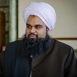 Sheikh Humza Maqbool Chaudhry